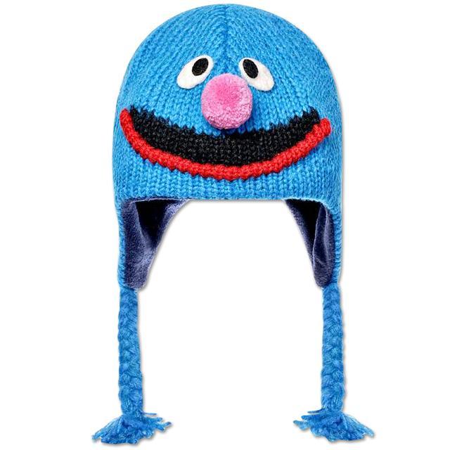 Sesame Street Grover Kids Pilot Hat