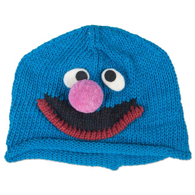 Sesame Street Grover Cotton Toddler Beanie