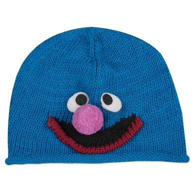 Sesame Street Grover Cotton Kids Beanie