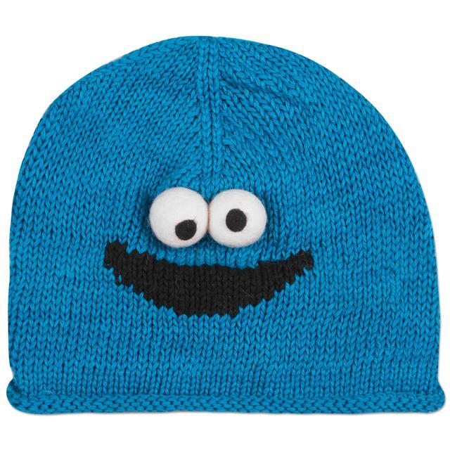 Sesame Street Cookie Monster Cotton Kids Beanie