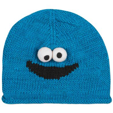 Sesame Street Cookie Monster Cotton Kids Beanie