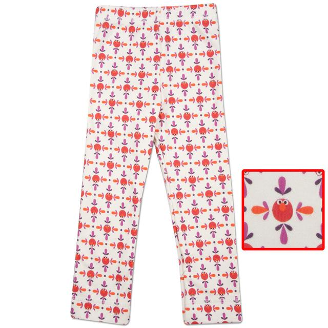 Sesame Street Elmo Pattern Leggings