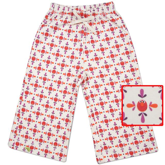 Sesame Street Elmo Pattern Karate Pants
