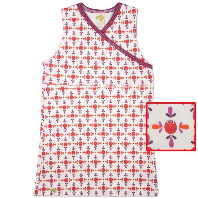 Sesame Street Elmo Pattern Jumper Dress