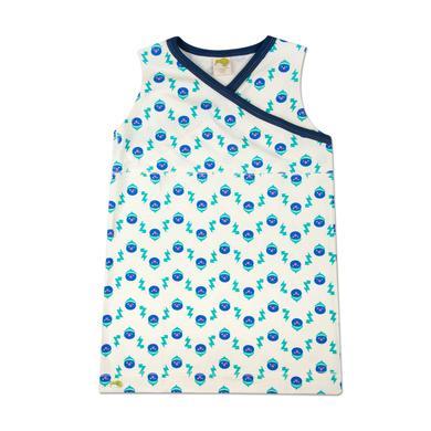 Sesame Street Grover Pattern Infant Jumper Dress