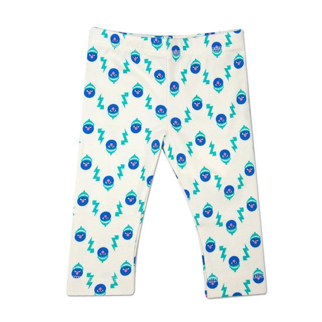 Sesame Street Grover Pattern Infant Leggings