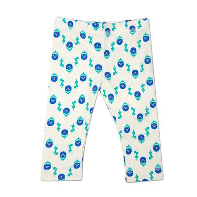Sesame Street Grover Pattern Infant Leggings