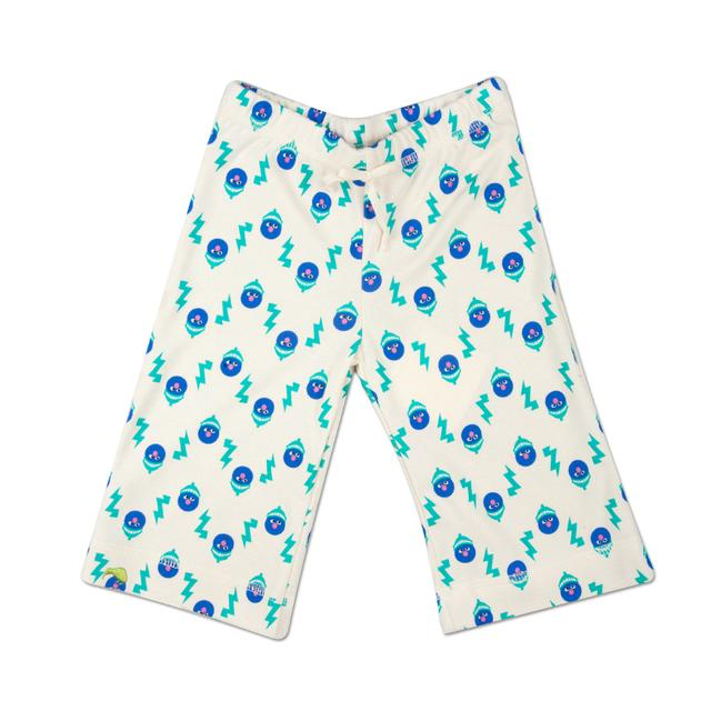 Sesame Street Grover Pattern Infant Karate Pants