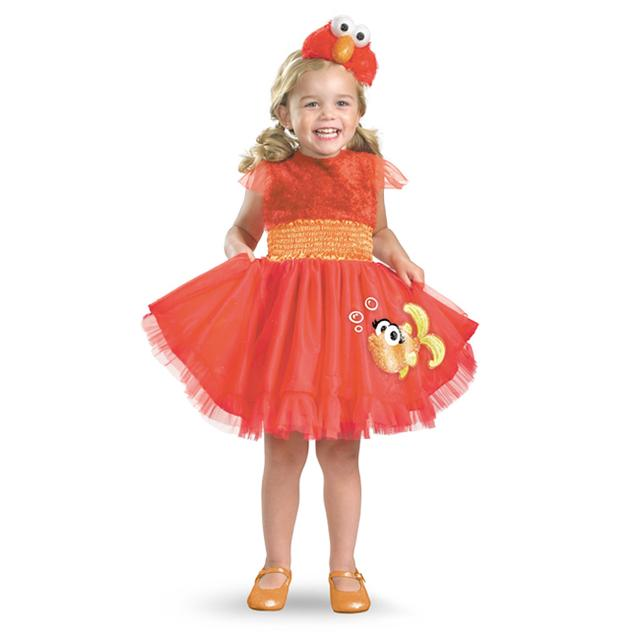 Sesame Street Frilly Elmo Costume