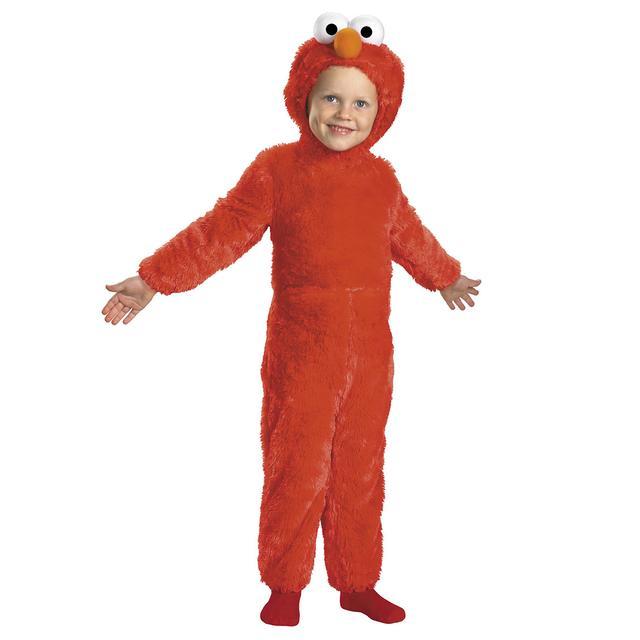 Sesame Street Comfy Fur Elmo Costume