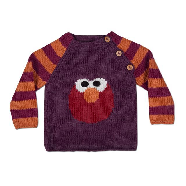 Sesame Street Elmo Circle Pullover
