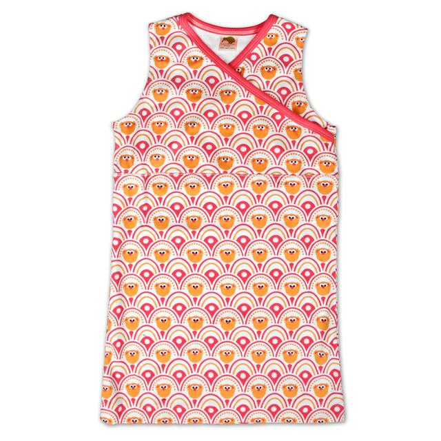 Sesame Street Zoe Blossoms Toddler Jumper Dress