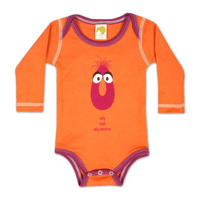 Sesame Street Telly Monster Around the World Onesie