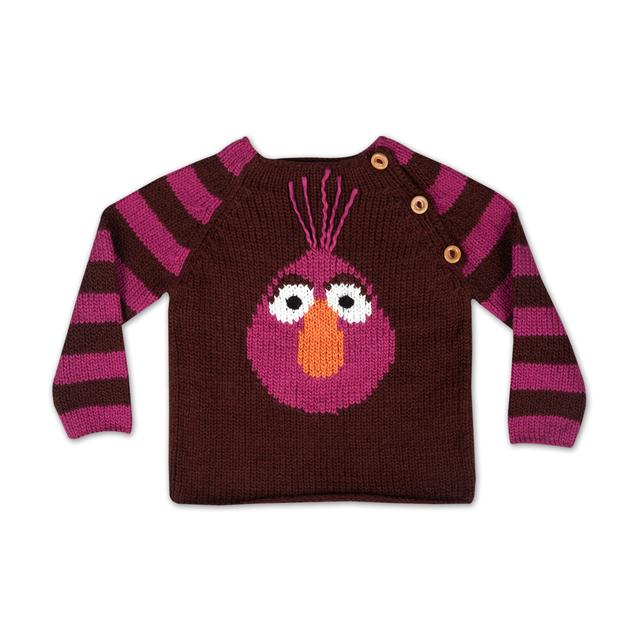 Sesame Street Telly Monster Circle Pullover