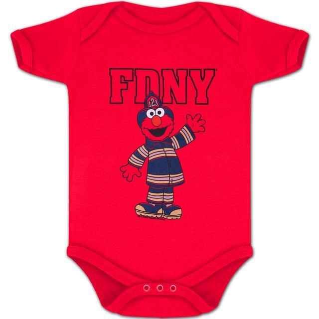 Sesame Street ELMO FDNY Onesie