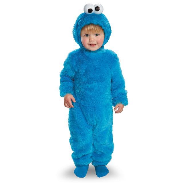 Sesame Street - Cookie Monster Light Up Costume
