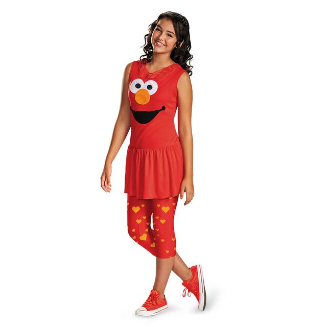 Sesame Street Sesame St. - Elmo Tween Classic Costume