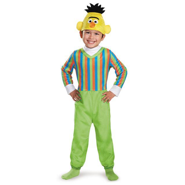 Sesame Street Bert Deluxe Toddler Costume