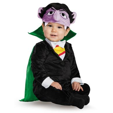 Sesame Street Count Deluxe Toddler Costume