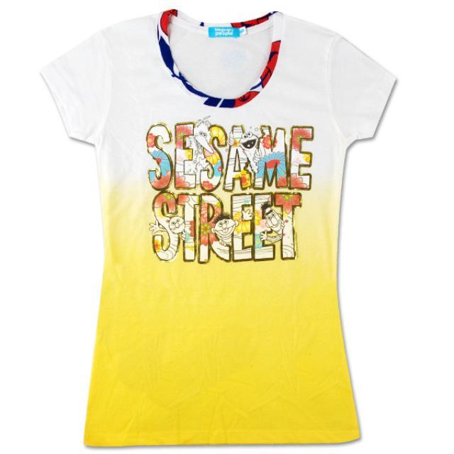 Sesame Street Junior Flowers T-Shirt