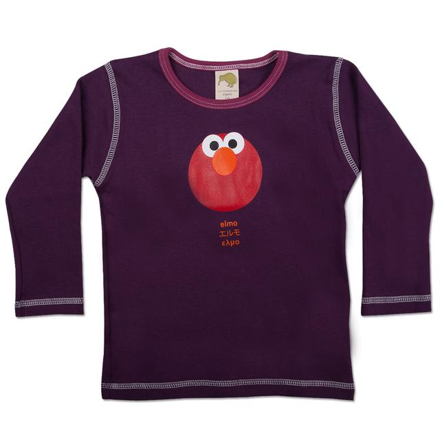Sesame Street Elmo International Face Toddler T-Shirt
