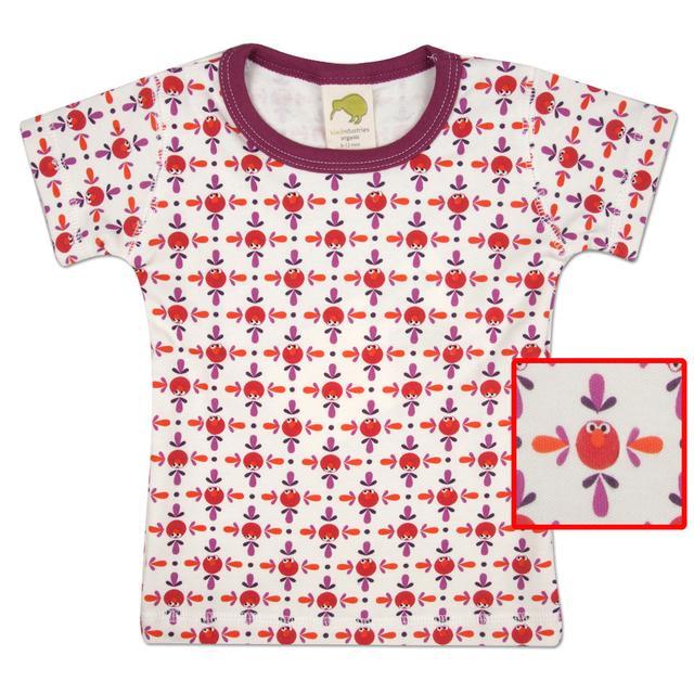 Sesame Street Elmo Pattern Toddler T-Shirt