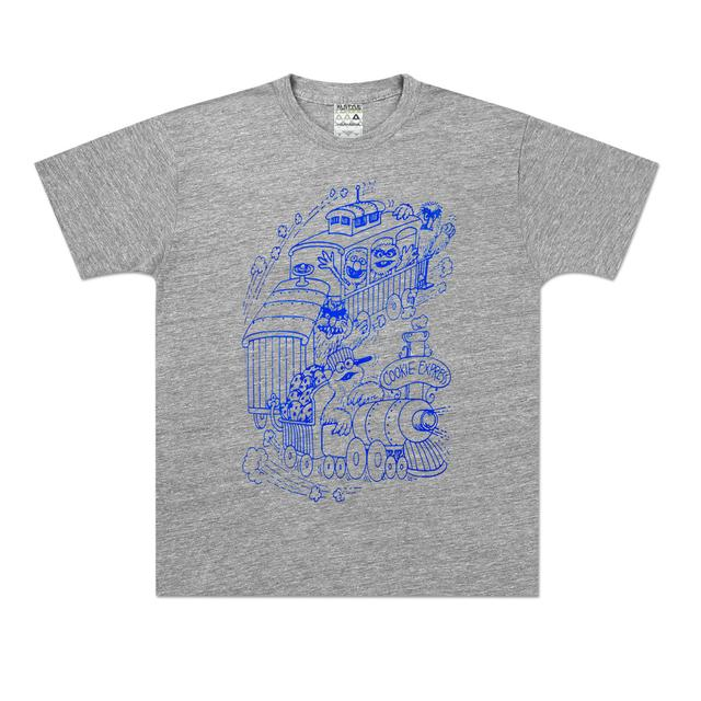 Sesame Street Cookie Monster Express Youth T-Shirt