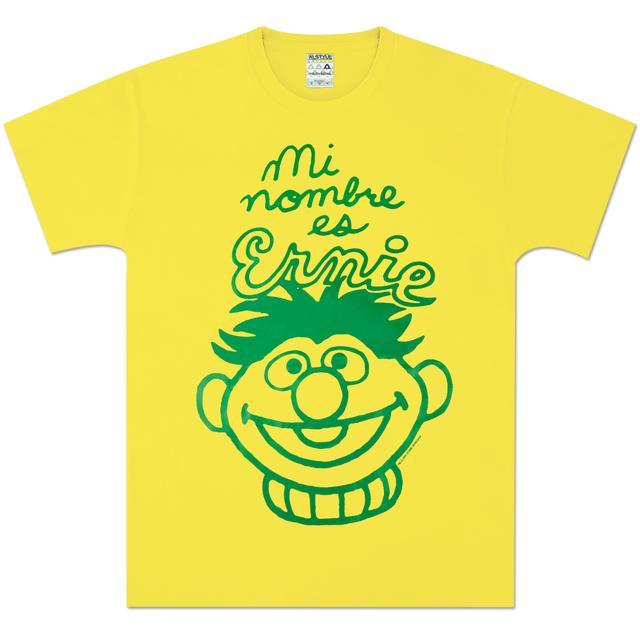 Sesame Street Ernie Hombre T-shirt