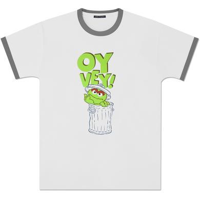 Sesame Street Oscar Oy Vey T-shirt