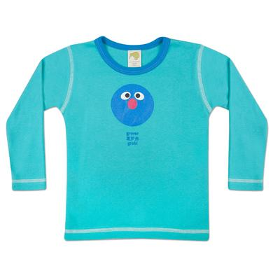 Sesame Street Grover International Face Toddler Tee
