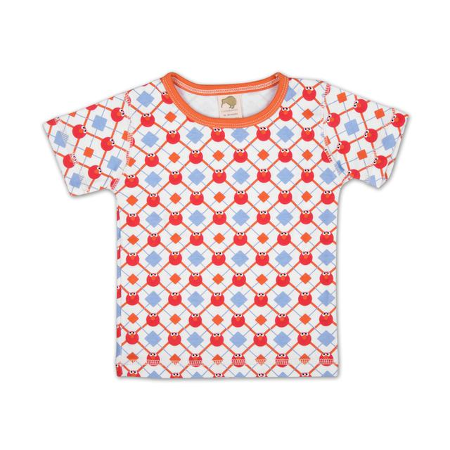 Sesame Street Elmo Argyle Infant T-shirt