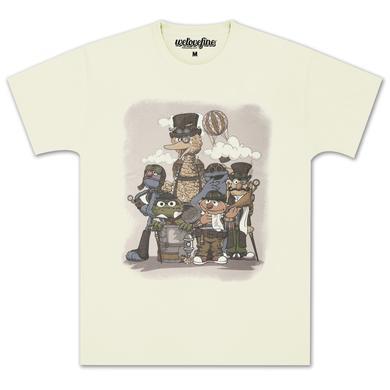 Sesame Street Steampunk Sesame T-shirt