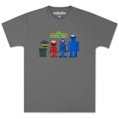 Sesame Street Sesame Bits T-shirt