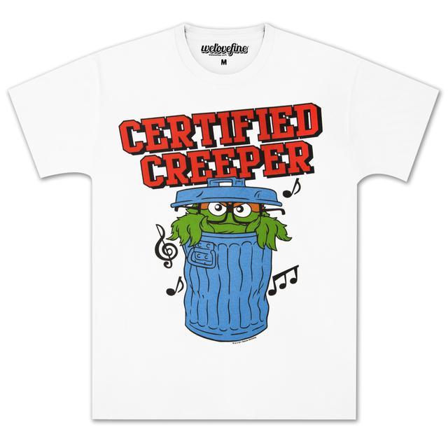 Sesame Street Oscar Certified Creeper T-shirt