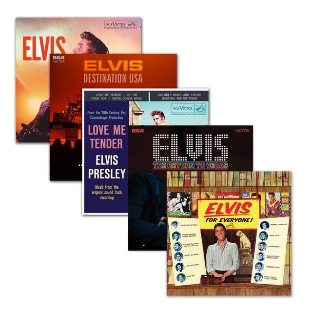 Elvis 2014 FTD CD Releases