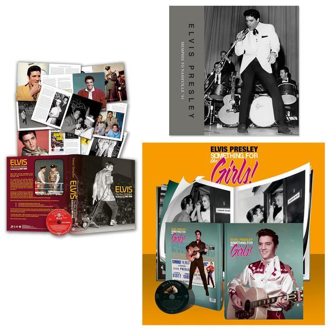 Elvis 2014 Book/CD Releases
