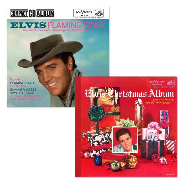 Elvis 2014 Bundle of 2 FTD CD Releases