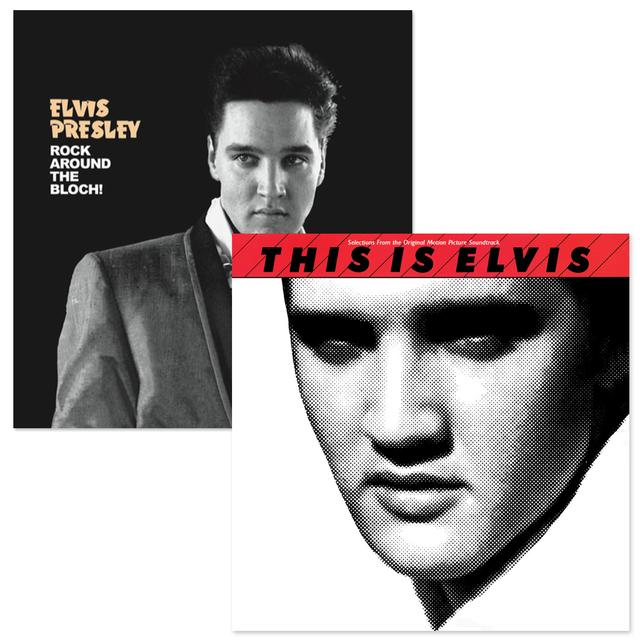 Elvis 2015 Bundle of 2 March FTD CD Releases