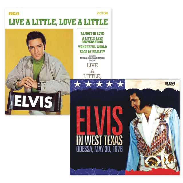 Elvis Presley FTD CD Bundle