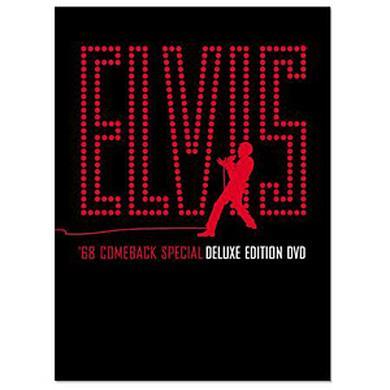 ELVIS '68 Comeback Special Deluxe Edition DVD