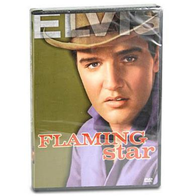 ELVIS Flaming Star DVD