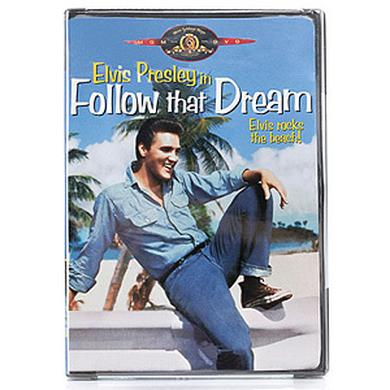 Elvis Presley Follow That Dream DVD