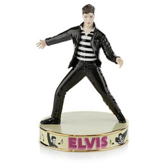 Elvis Jailhouse Rock Limited Edition Figurine
