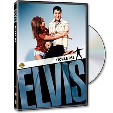 ELVIS Tickle Me DVD