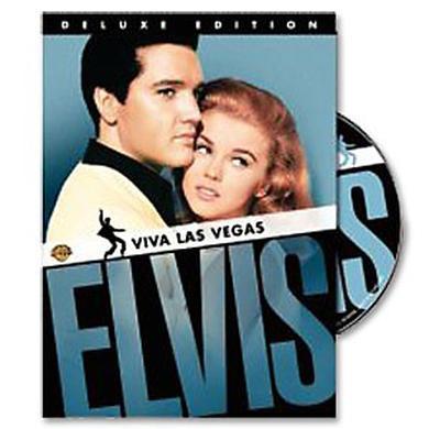 Elvis Viva Las Vegas DVD
