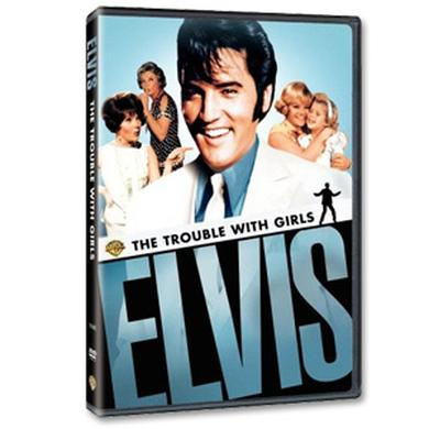 Elvis - The Trouble With Girls DVD