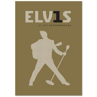 Elvis '#1 Hit Performances' DVD