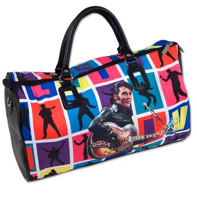 '68 Comeback Special Elvis Duffle Bag