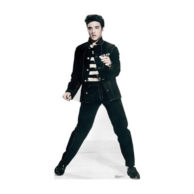 Elvis Jailhouse Rock Lifesize Talking Stand Up