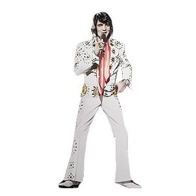Elvis Nomad Wall Sticker - 70's in Concert